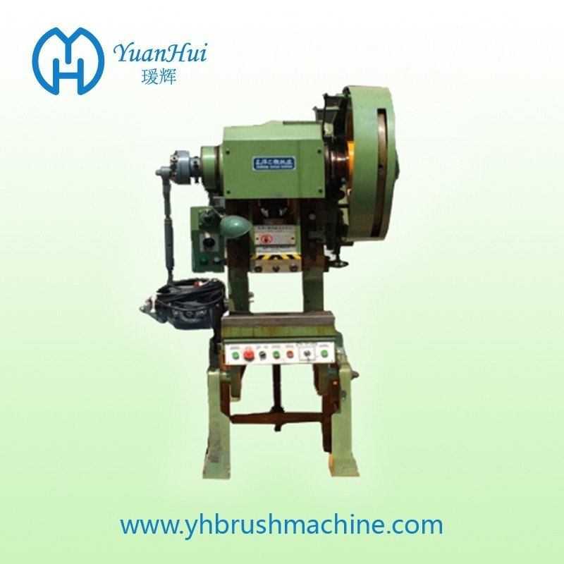 YuanHui Metal Strip for Double Metal Back Punch Brush Machine