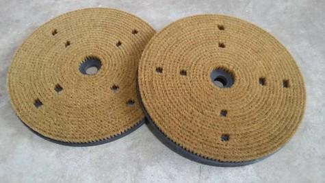 Brush Filament Material