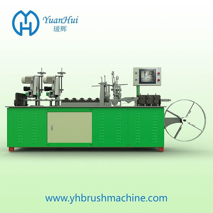 Factory Price Cup Shape Brush Making Machine