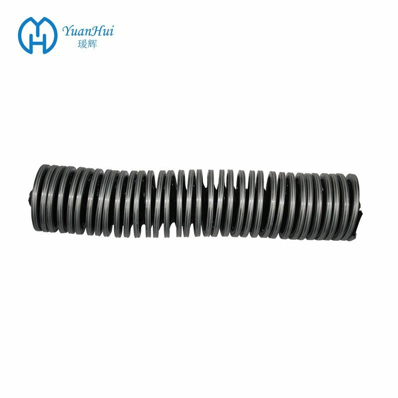 YuanHui Inward Spiral Brush - Black Nylon Filament Brush
