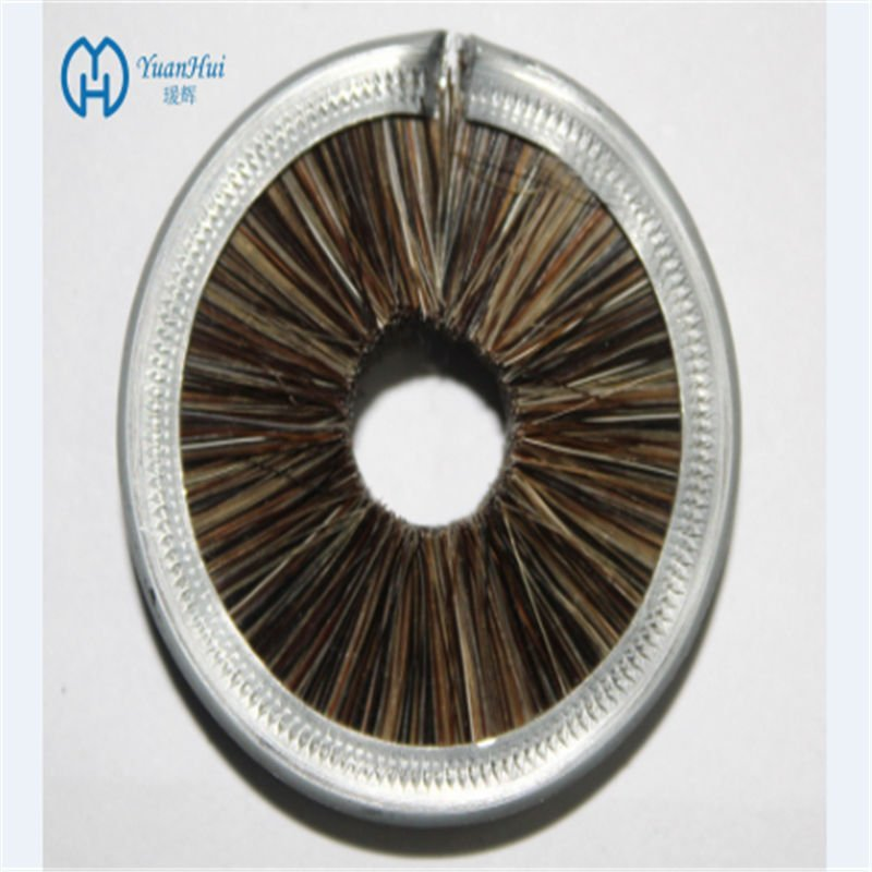 YuanHui Inward Spiral Brush - Horse Hair Brush