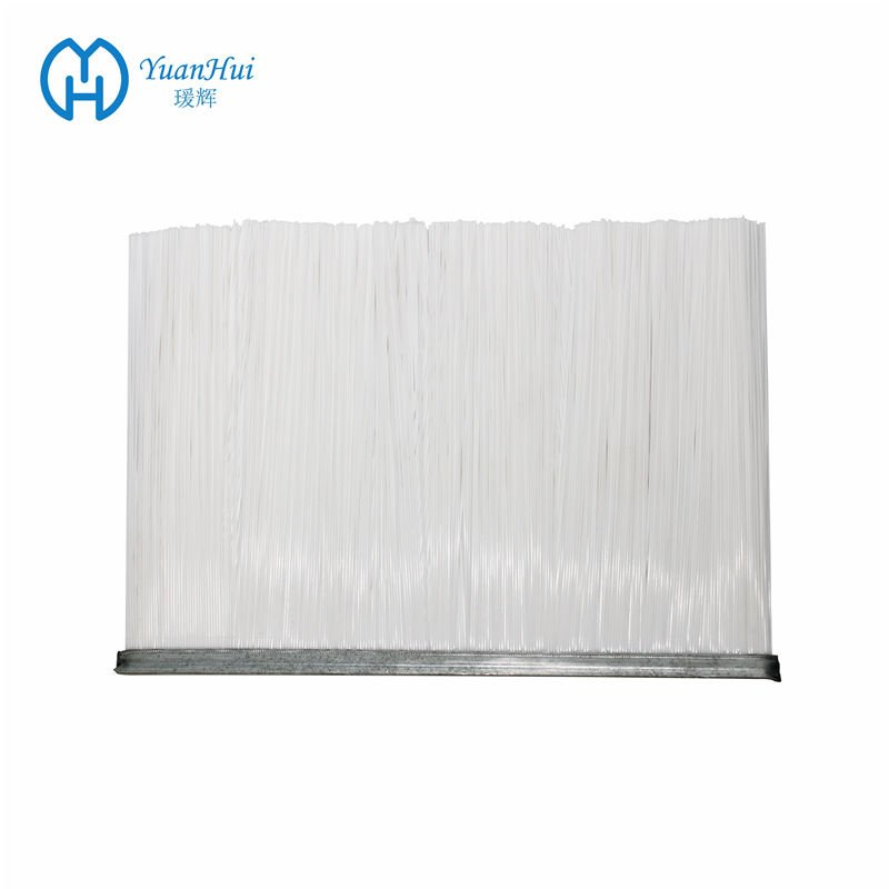 YuanHui White Plastic Straight Wires Strip Brush
