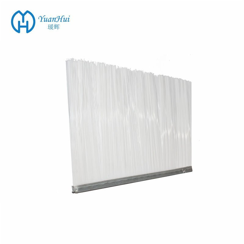 YuanHui White Plastic Straight Wires Strip Brush